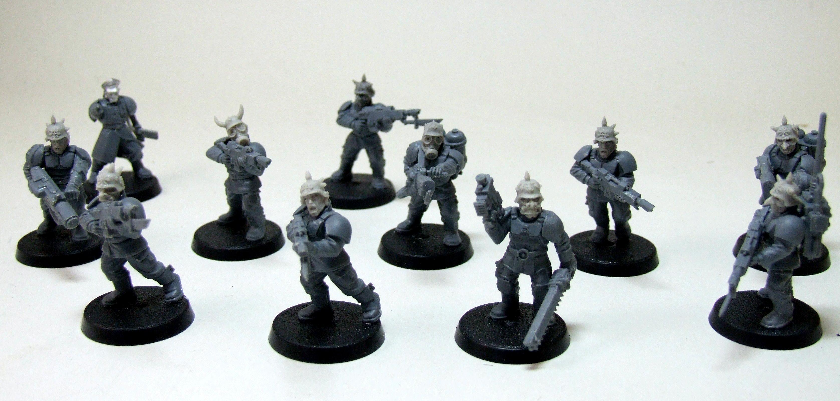 Imperial Guard, Renegades, Traitor Guard