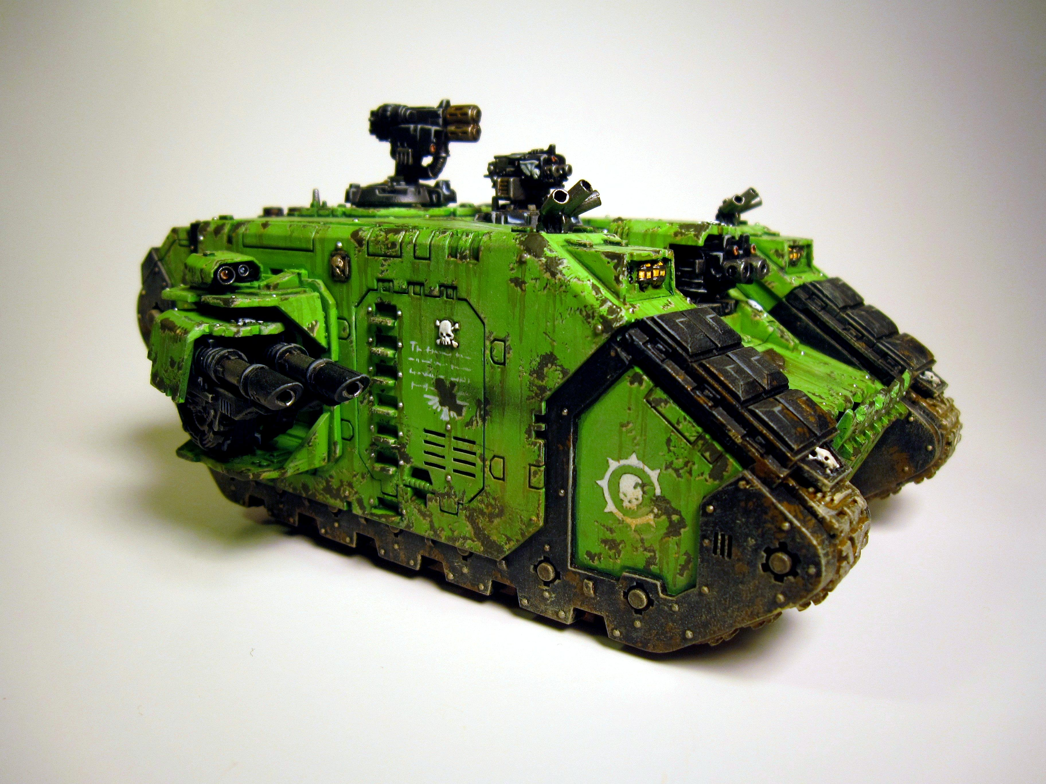 Badab War, Land Raider, Sons Of Medusa, Space Marines, Warhammer 40,000