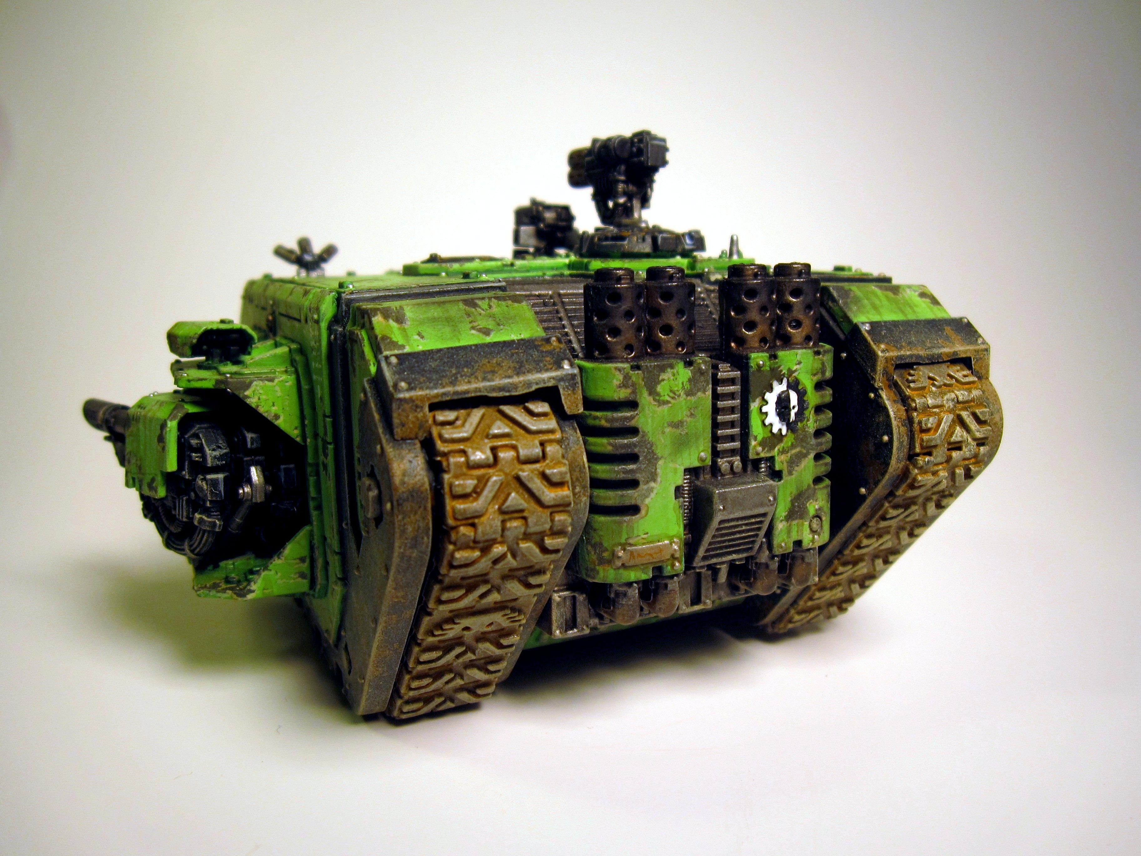 Badab War, Land Raider, Sons Of Medusa, Space Marines, Warhammer 40,000