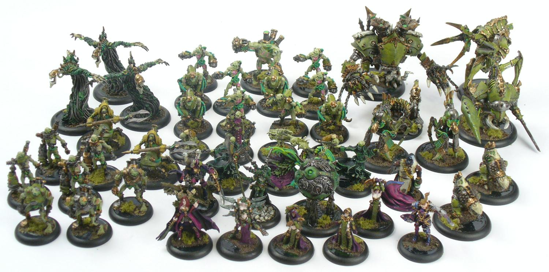Army, Cryx, Fiona, Privateer Press, Undead, Warmachine