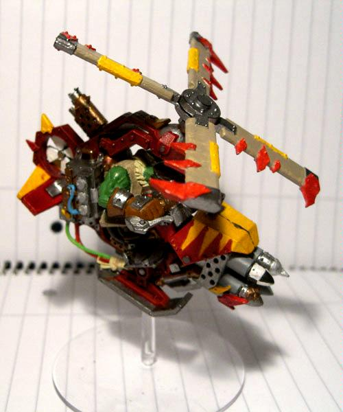 Deffkopta, Orks, Warhammer 40,000