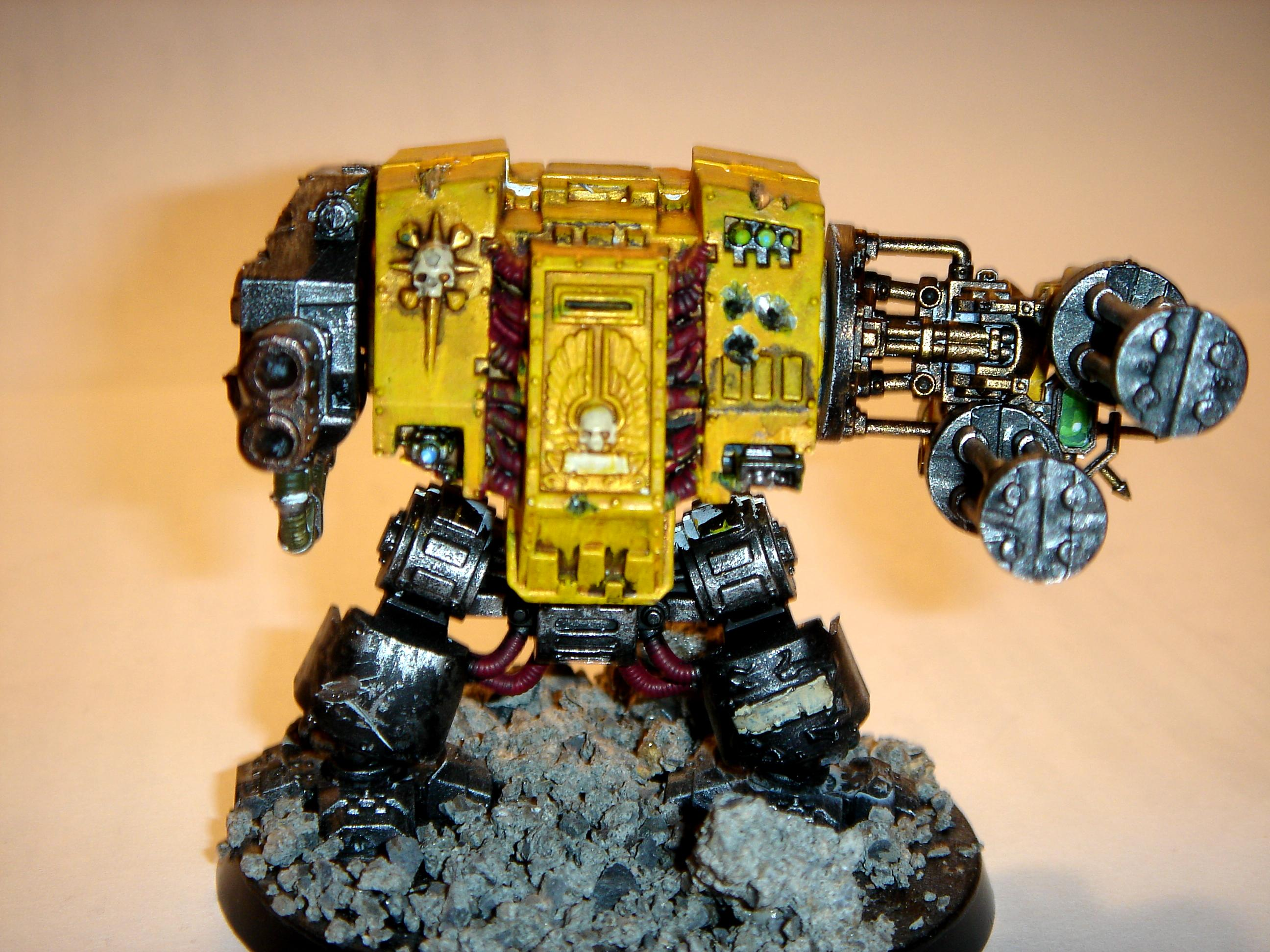 Conversion, Dreadnought, Scythes Of The Emperor