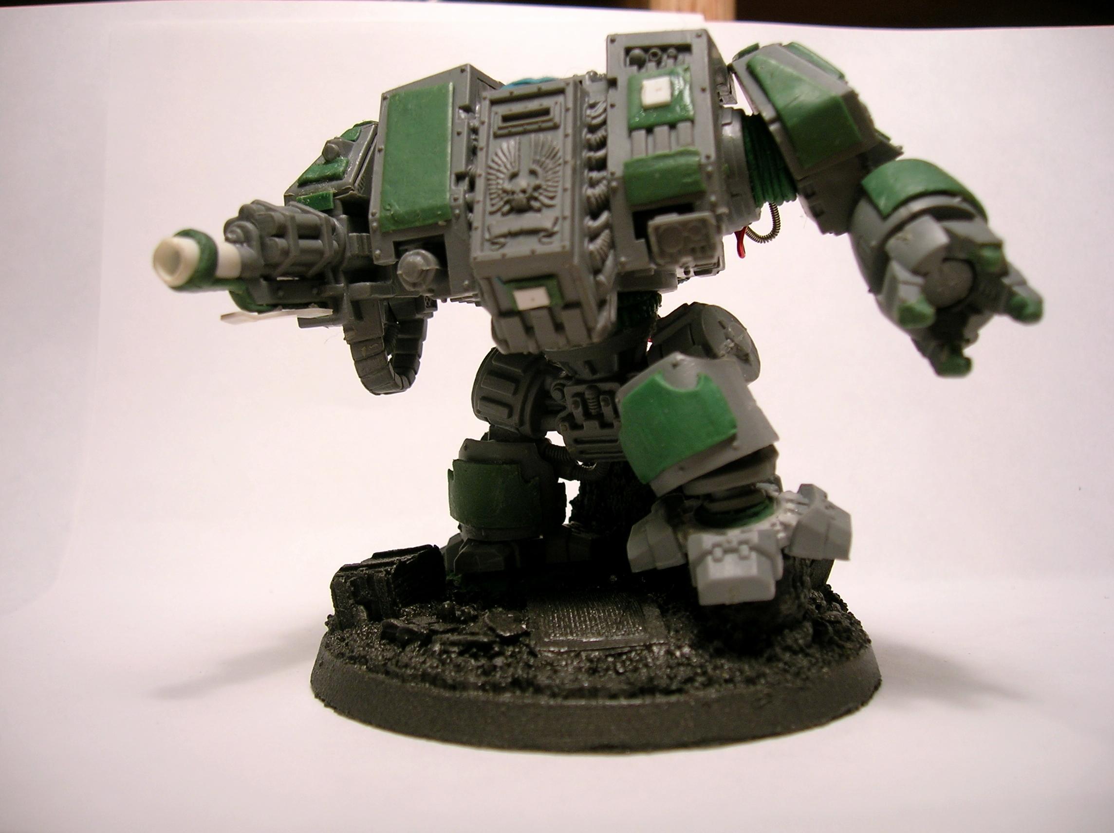 Dreadnaut, Dreadnought, Space Marines, Warhammer 40,000