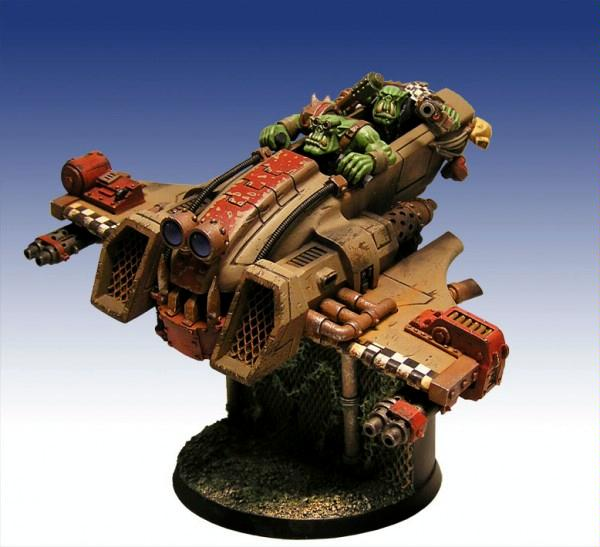 Looted, Orks, Piranha