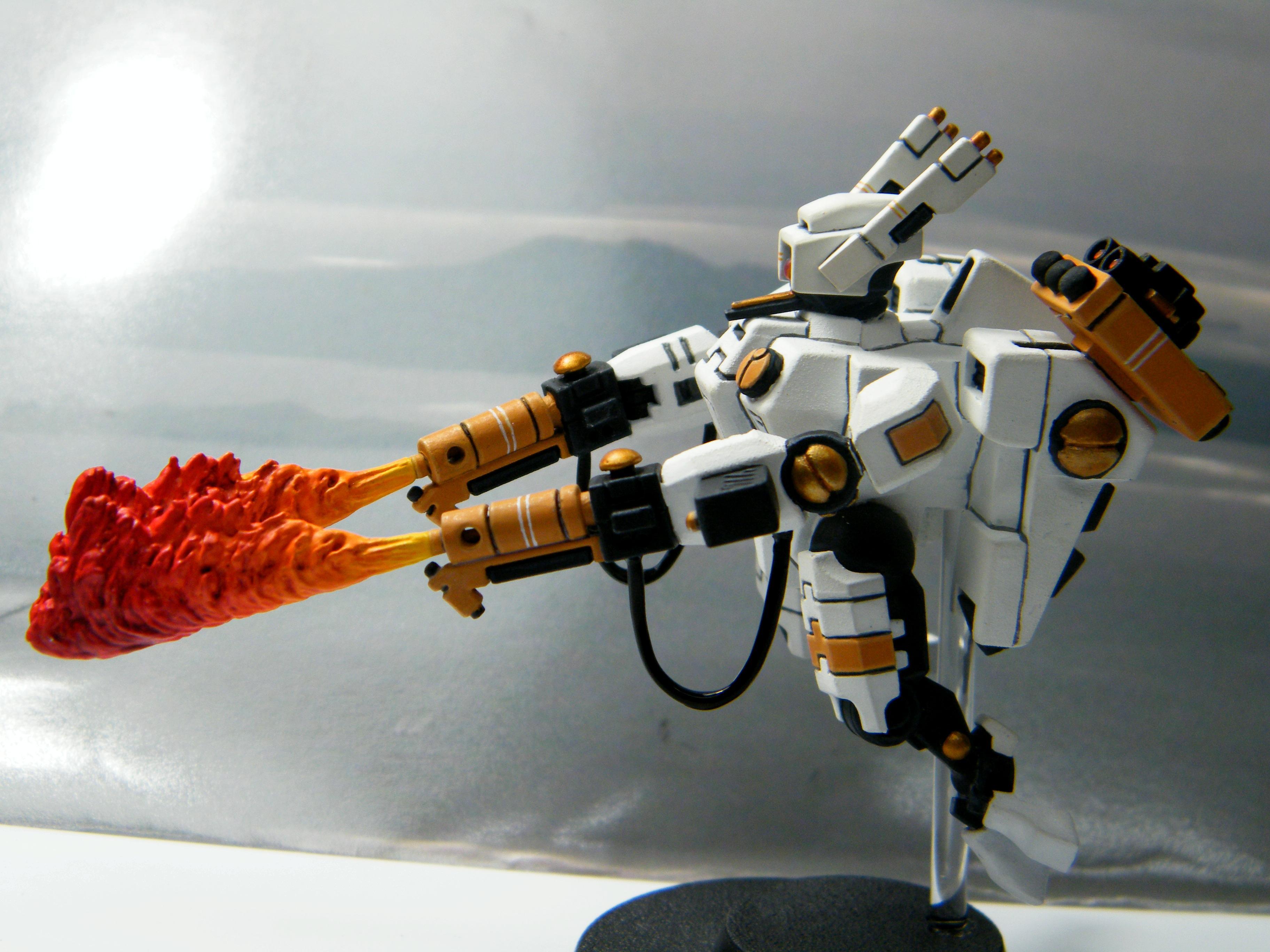 Tau, Warhammer 40,000