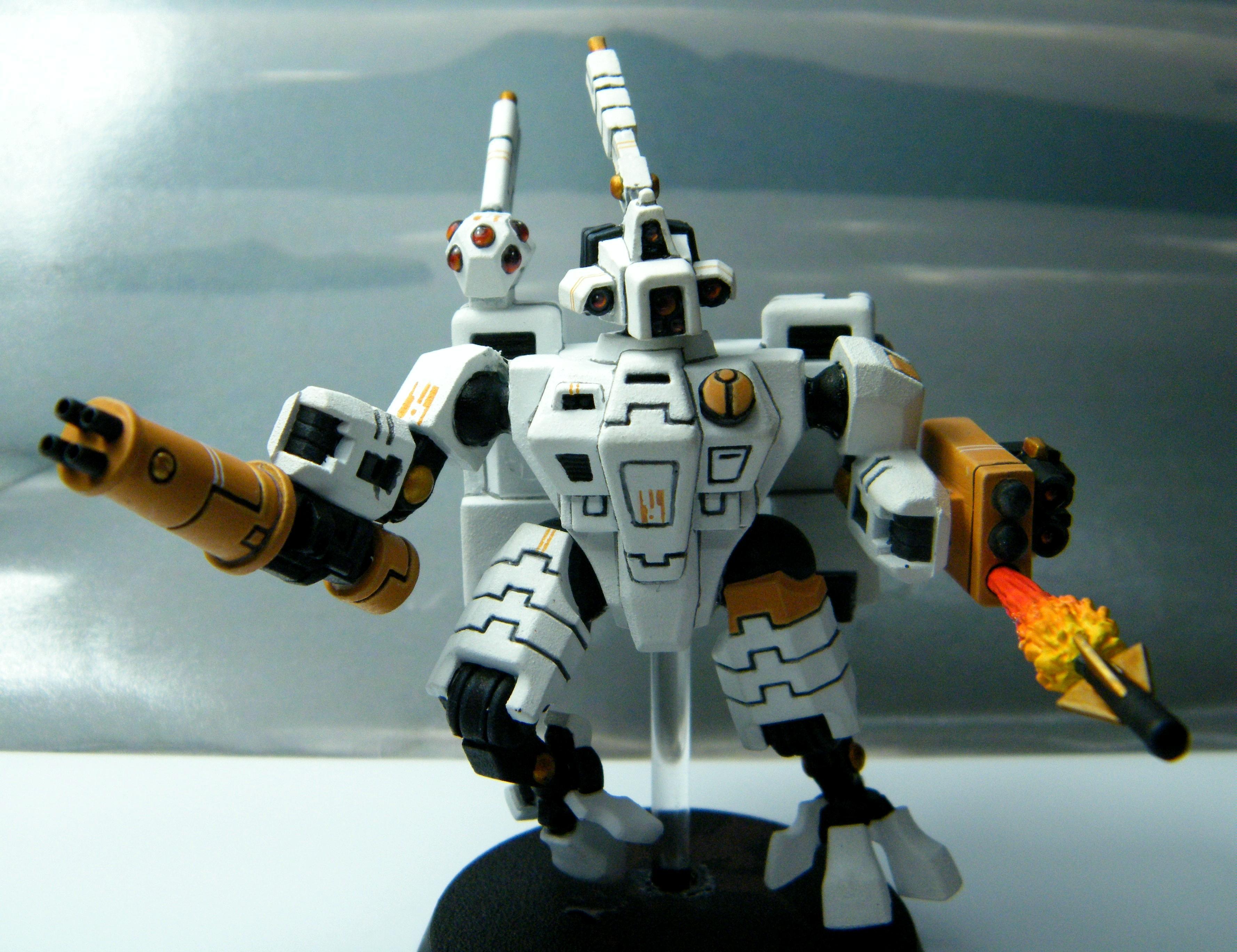 Battlesuit, Burst, Cannon, Commander, Crisis Battlesuit, Missile, Pod, Tau