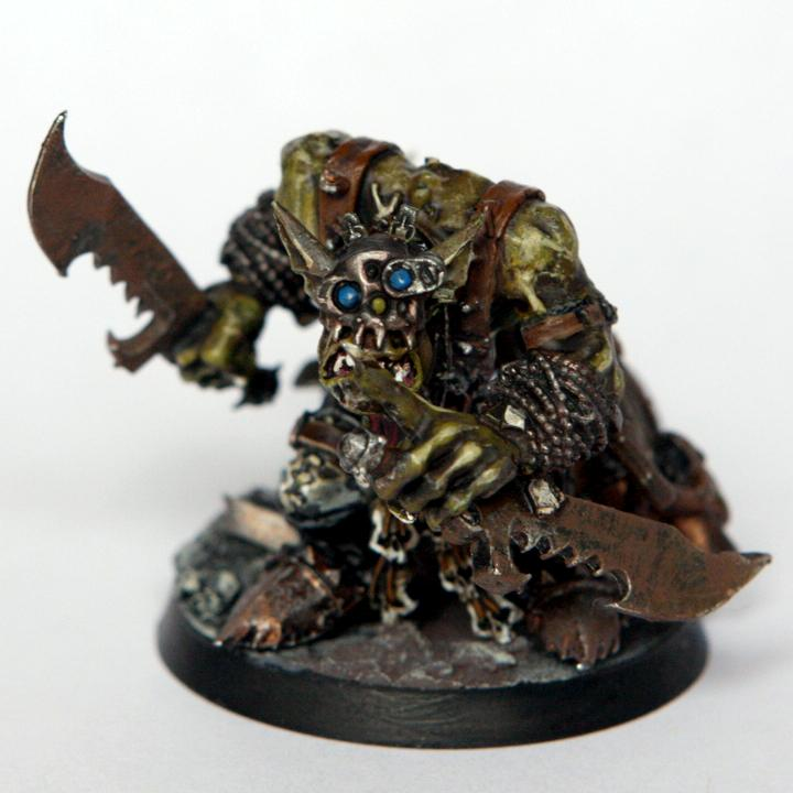 Kommando, Orks, Snikrot, Special Character, Warhammer 40,000