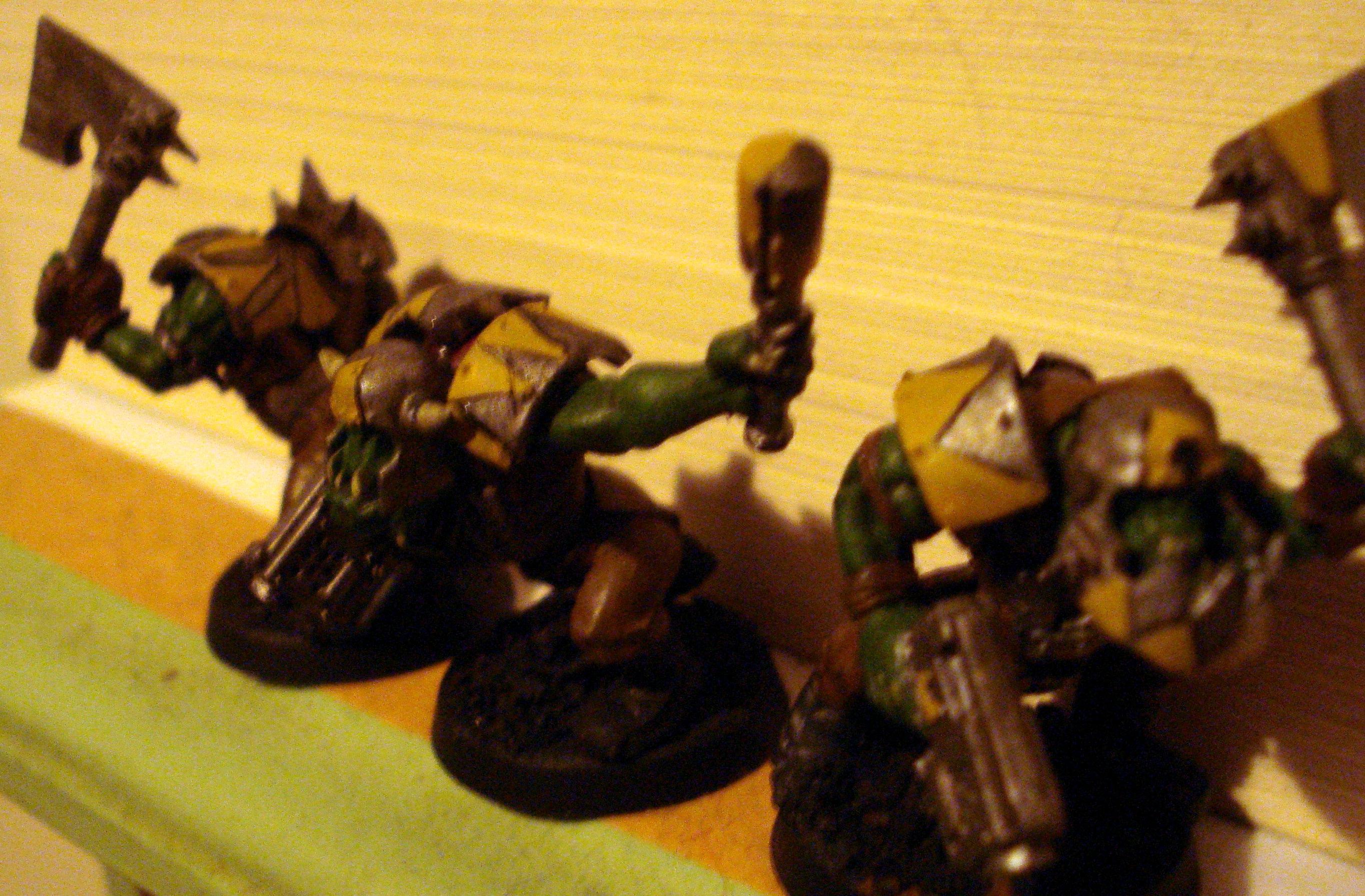 Ard Boyz, Orks, Warhammer 40,000