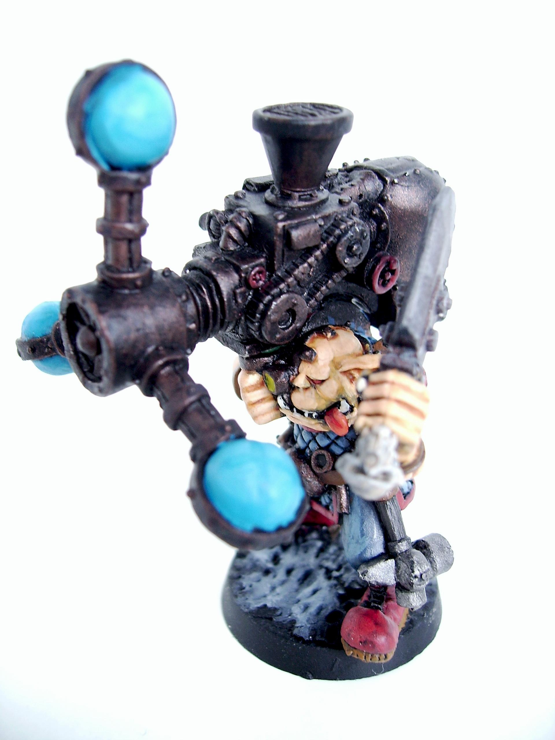 Orks, Out Of Production, Shok Attack