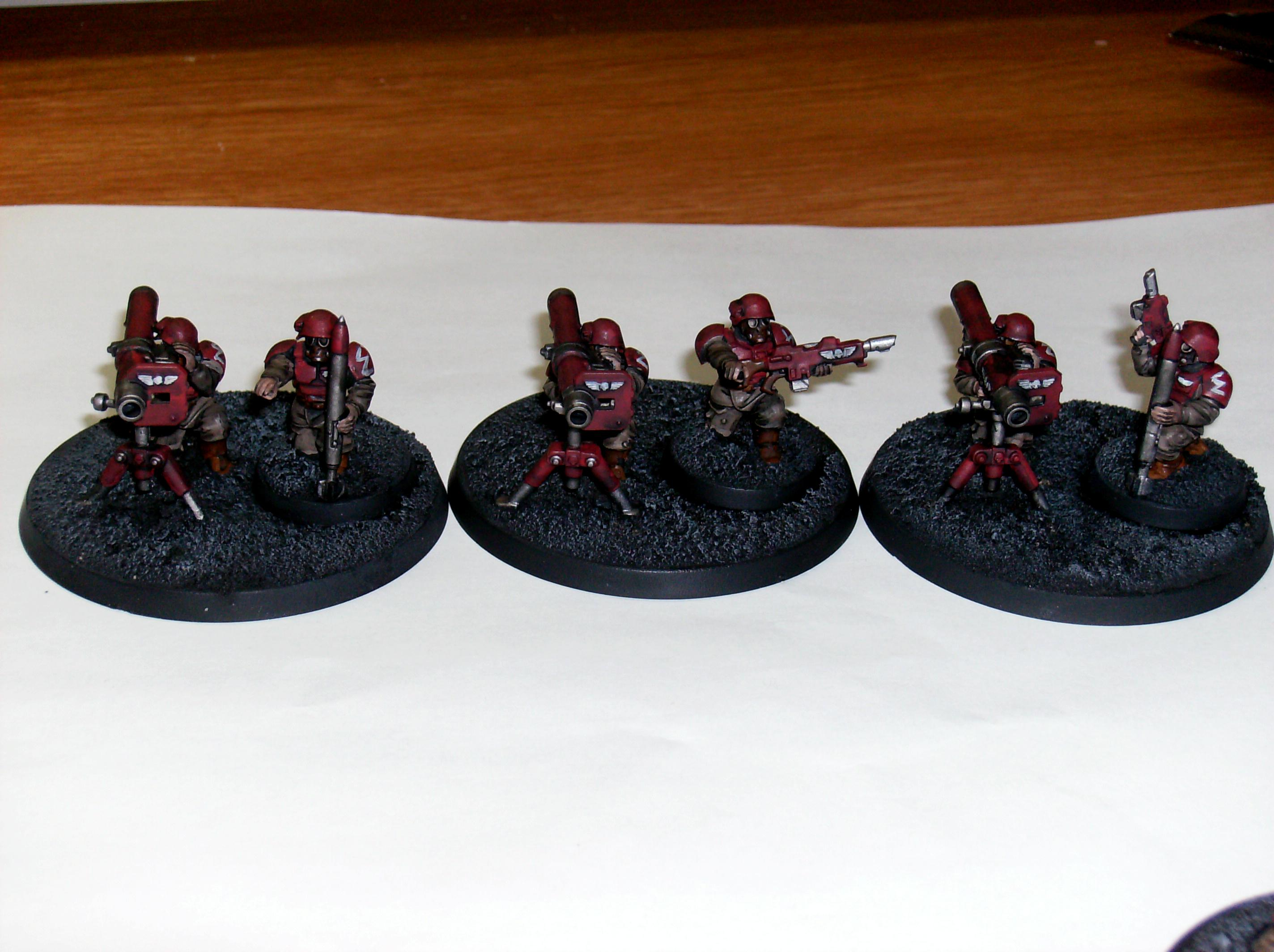Guard, Heavy, Imperial, Team, Weapon