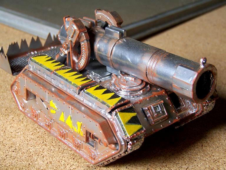 Boomgun, Looted Vehicle, Looted Wagon, Orks