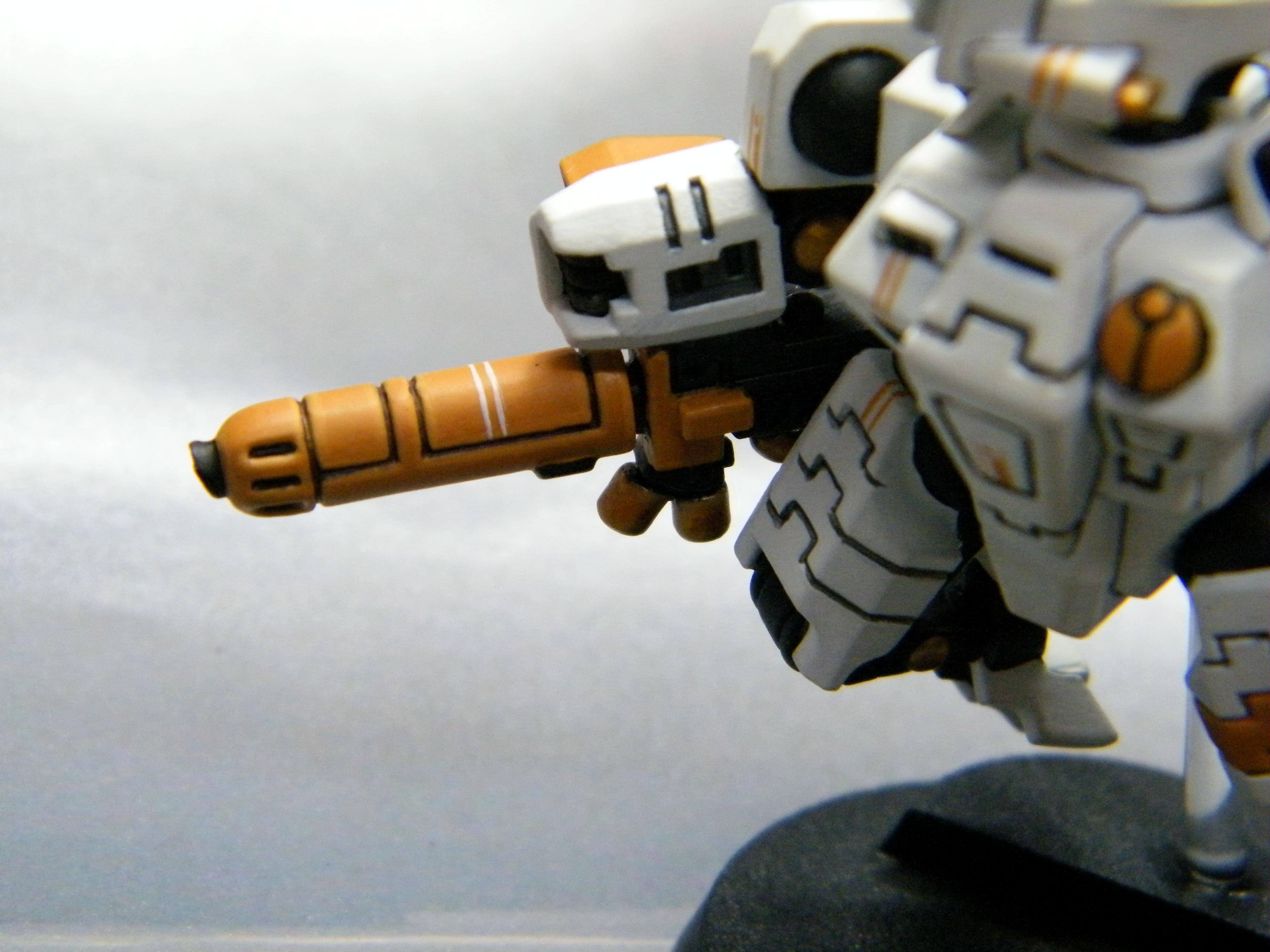 Battlesuit, Crisis Battlesuit, Tau