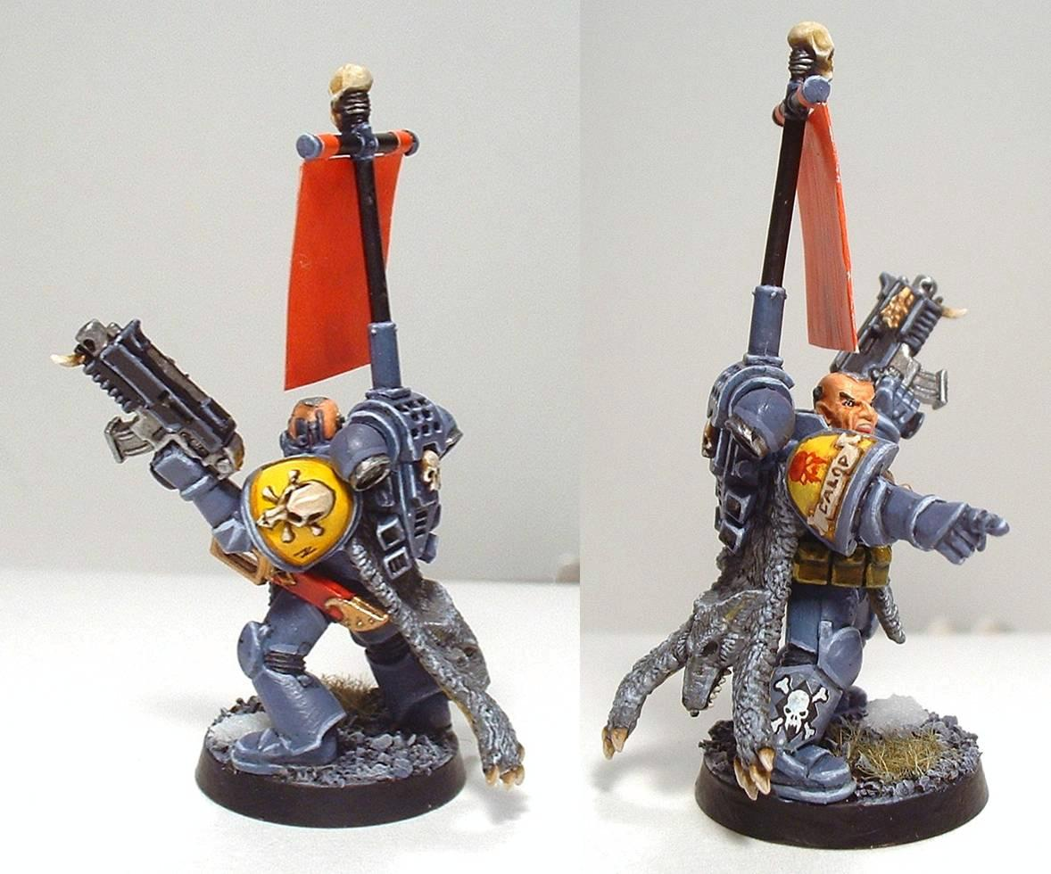 Long Fangs, Space Wolves, Warhammer 40,000