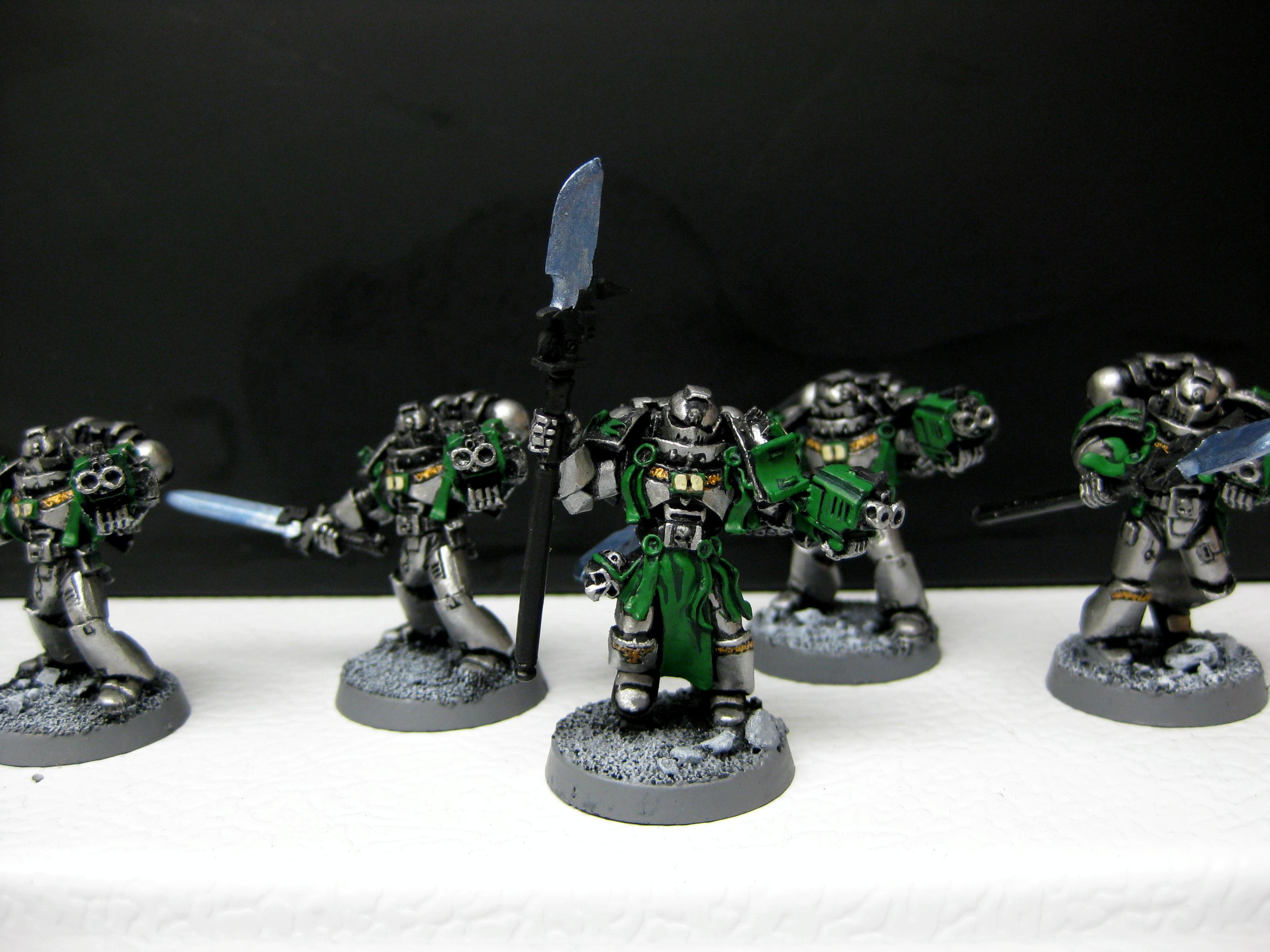 Power Armored Grey Knights