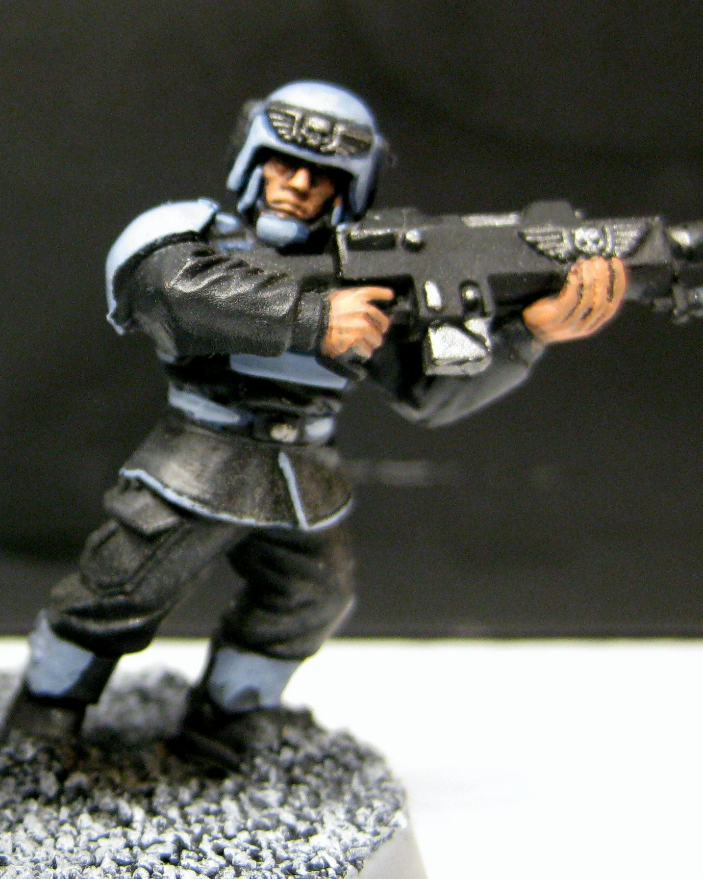 Cadians, Imperial Guard, Imperial Guard Paint Schemes, Imperial Guard Urban, Urban
