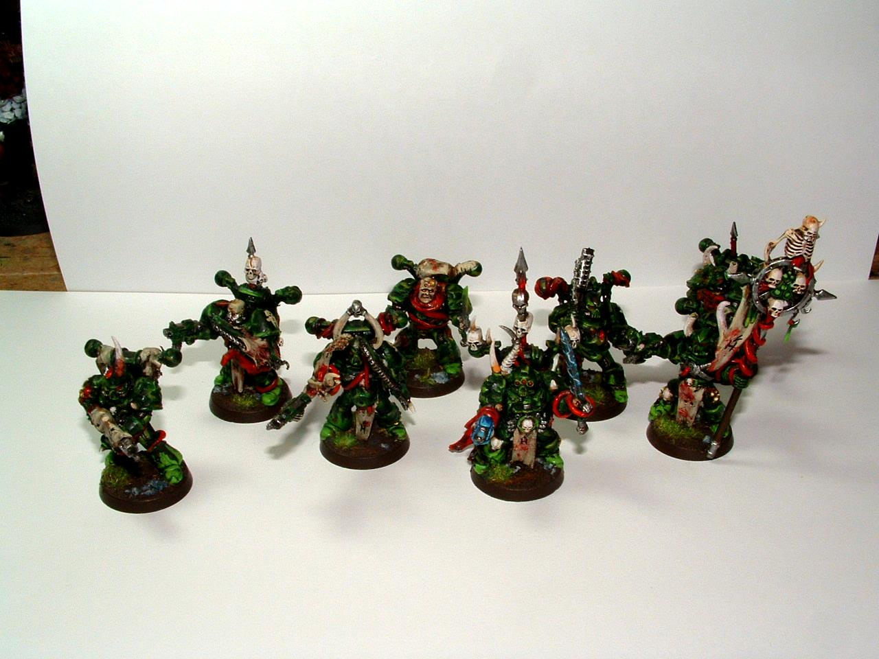Chaos Space Marines, Nurgle