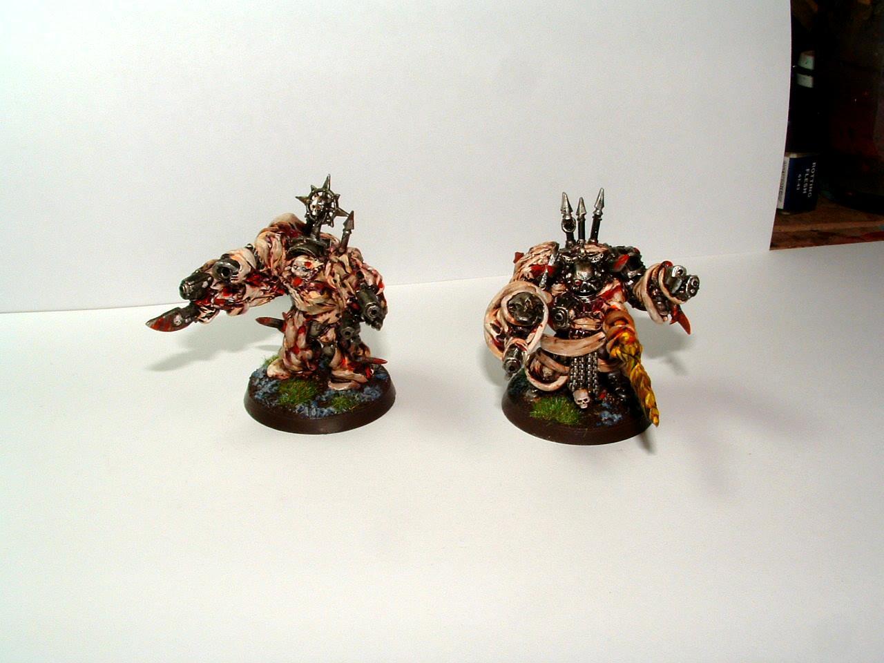 Chaos Space Marines, Obilitorators, Warhammer 40,000
