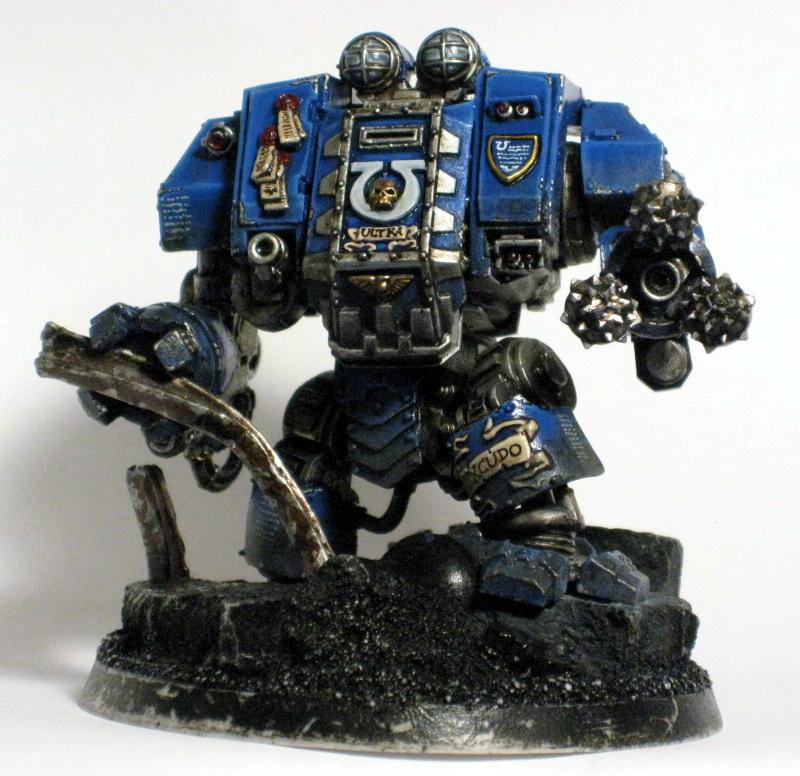 Conversion, Dreadnought, Forge World, Ironclad, Ultramarines