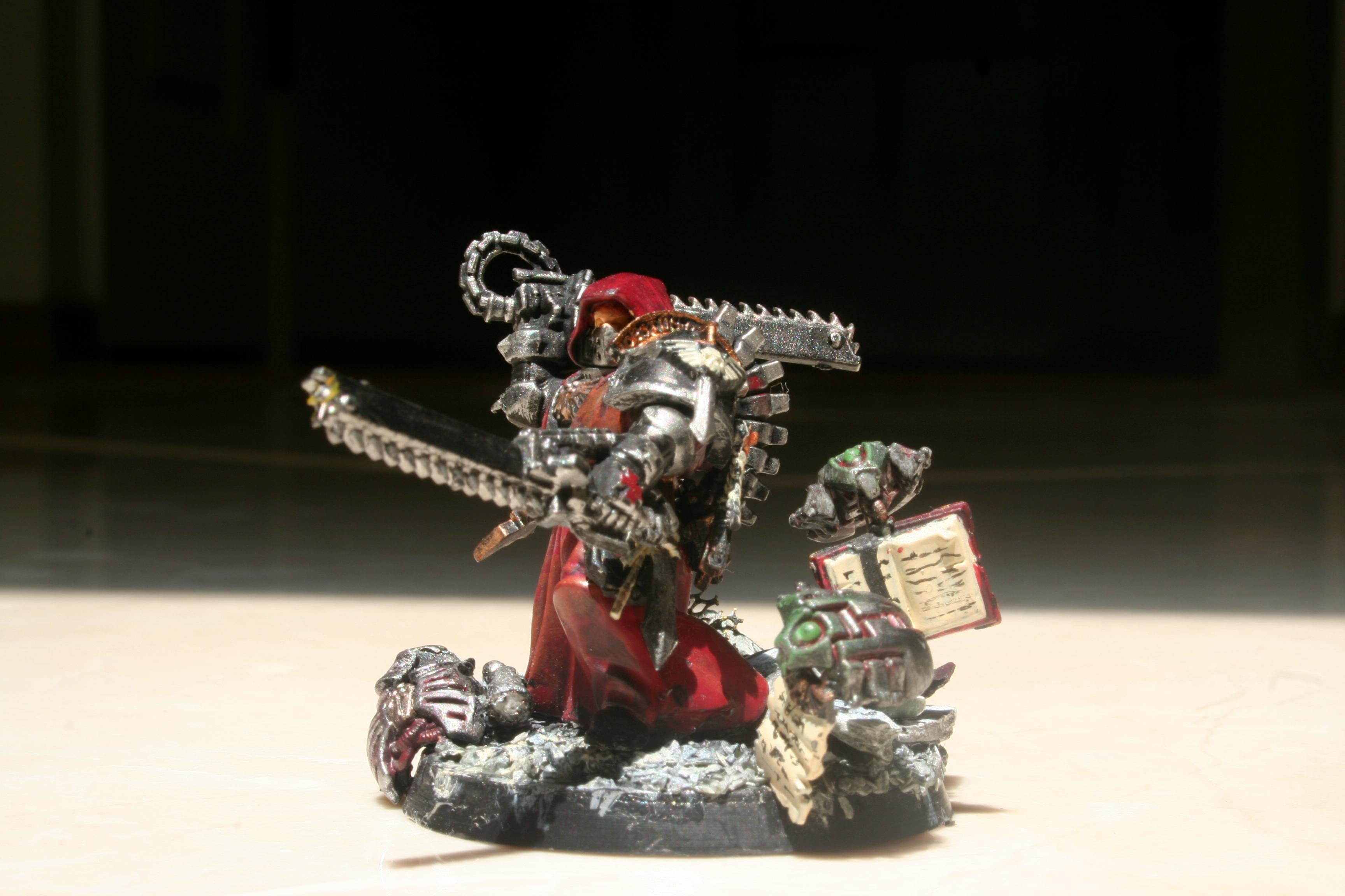 Adeptus Mechanicus, Base, Chainswords, Conversion, Dark Heresy, Necrons, Rpg, Servo Skulls, Space Marines, Tech Priest