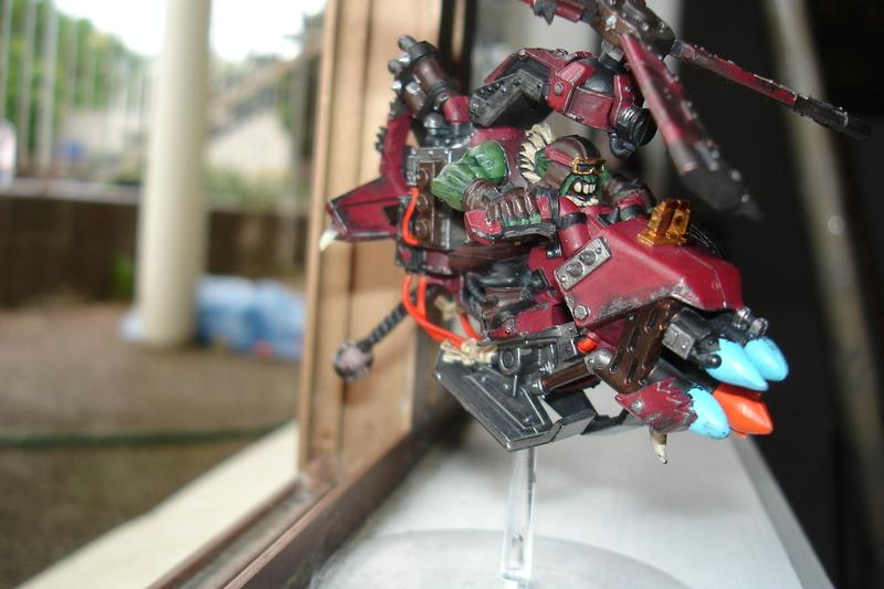 Copter, Deff, First, Flying, Orks