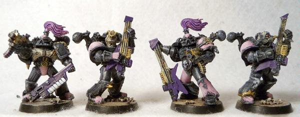 Chaos, Noise Marines, Slaanesh