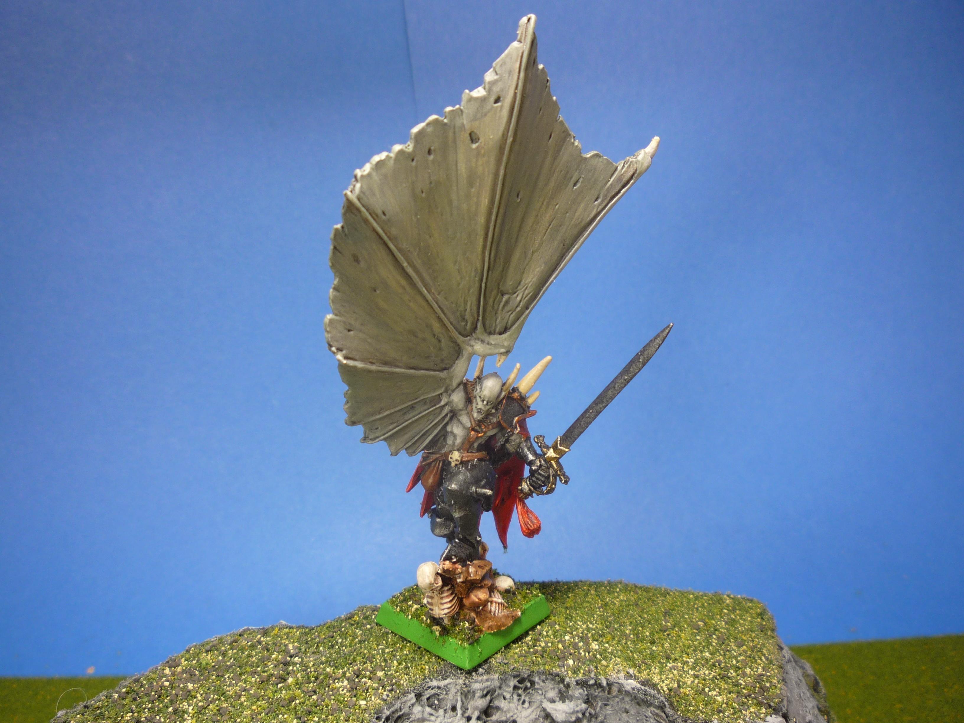 Counts, Flying, Vampire, Warhammer Fantasy, Winged