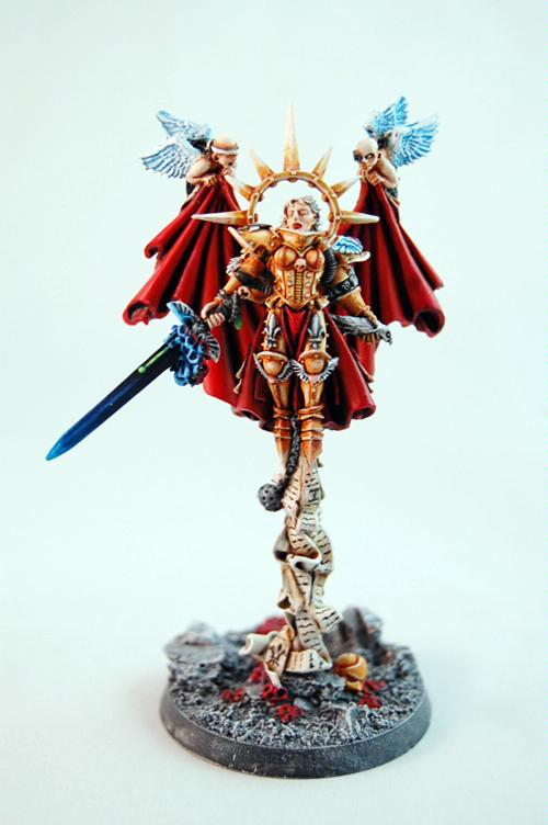 Celestine, Sisters Of Battle, Witch Hunters