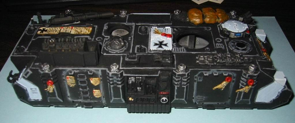 Black Templars, Games Workshop, Rhino, Scenario, Warhammer 40,000