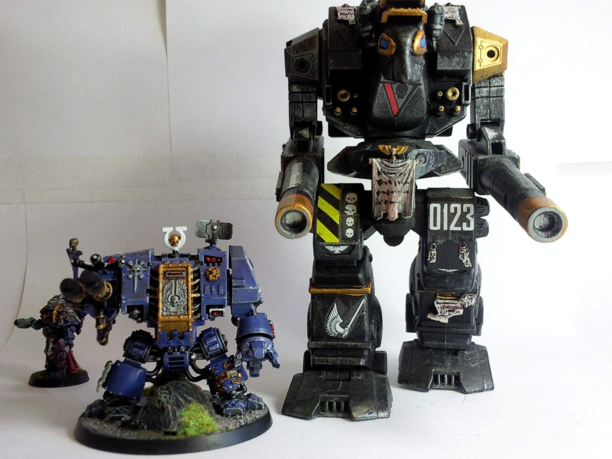 Anime, Apocalypse, Battletech, Legio Astraman, Robotech, Titan