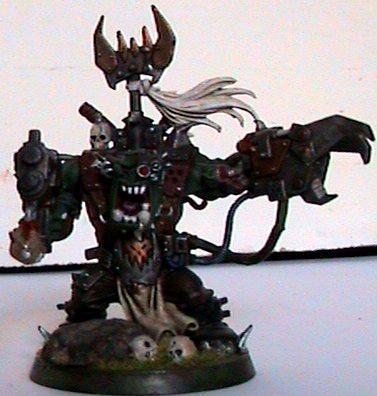 Assault On Black Reach, Orks, Warboss