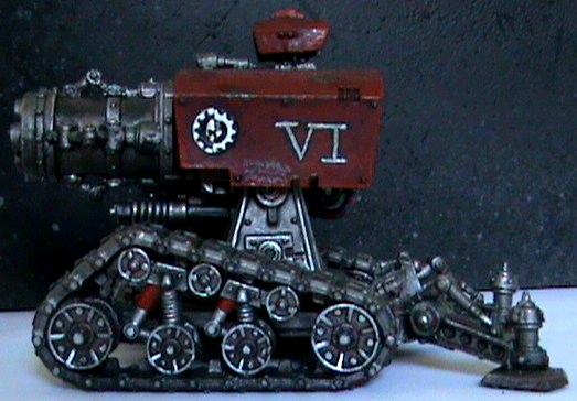 Space Marines, Thundefire Cannon