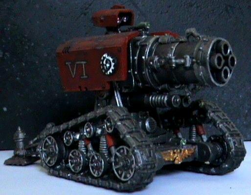Space Marines, Thunderfire Cannon