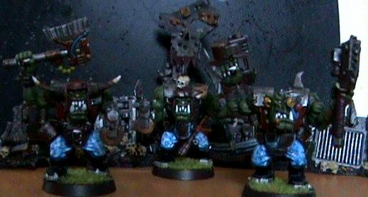Assault On Black Reach, Ork Nobz, Orks