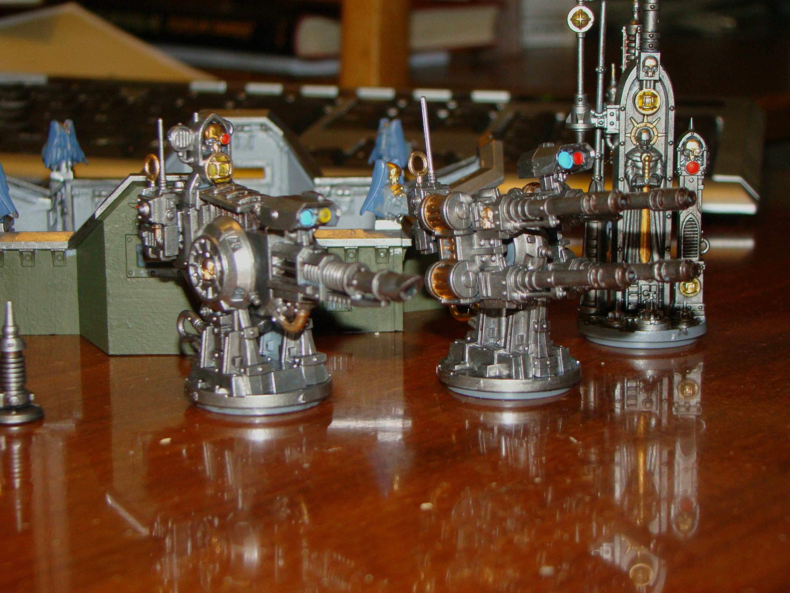 Planetstrike, bastion weapons