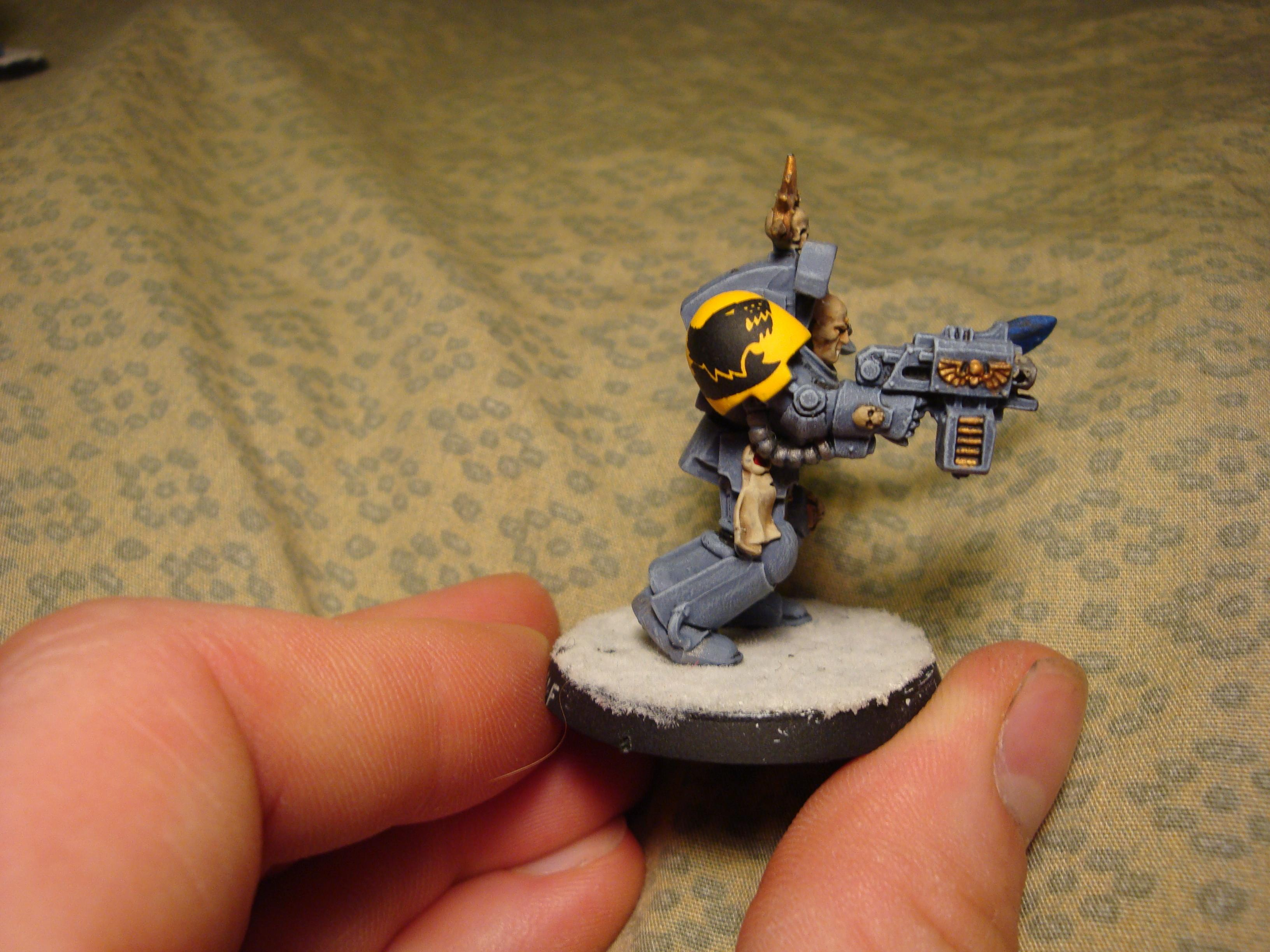 Space Marines, Space Wolves, Terminator Armor