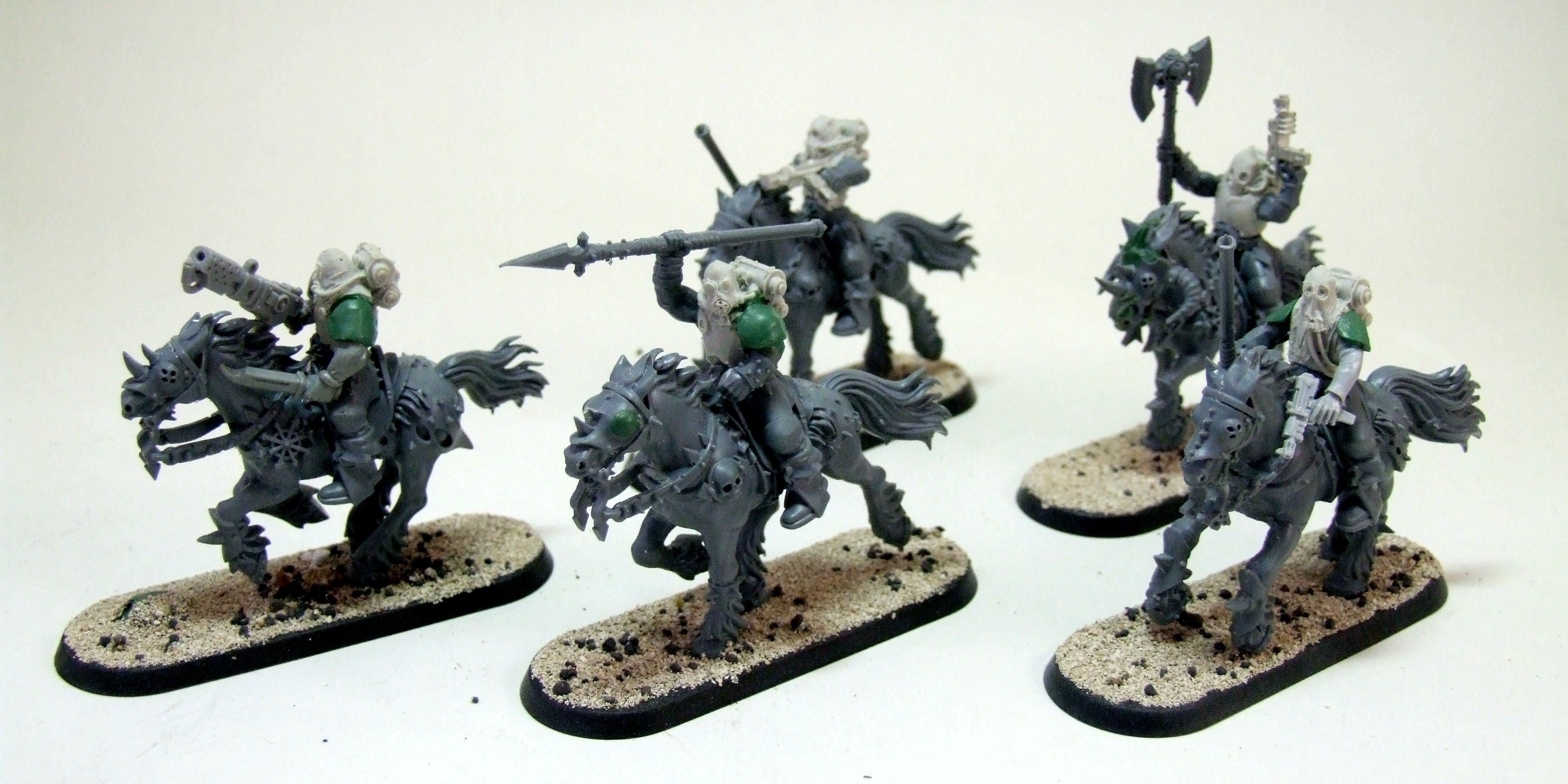 Lost And The Damned, Renegades, Rough Riders, Traitor Guard