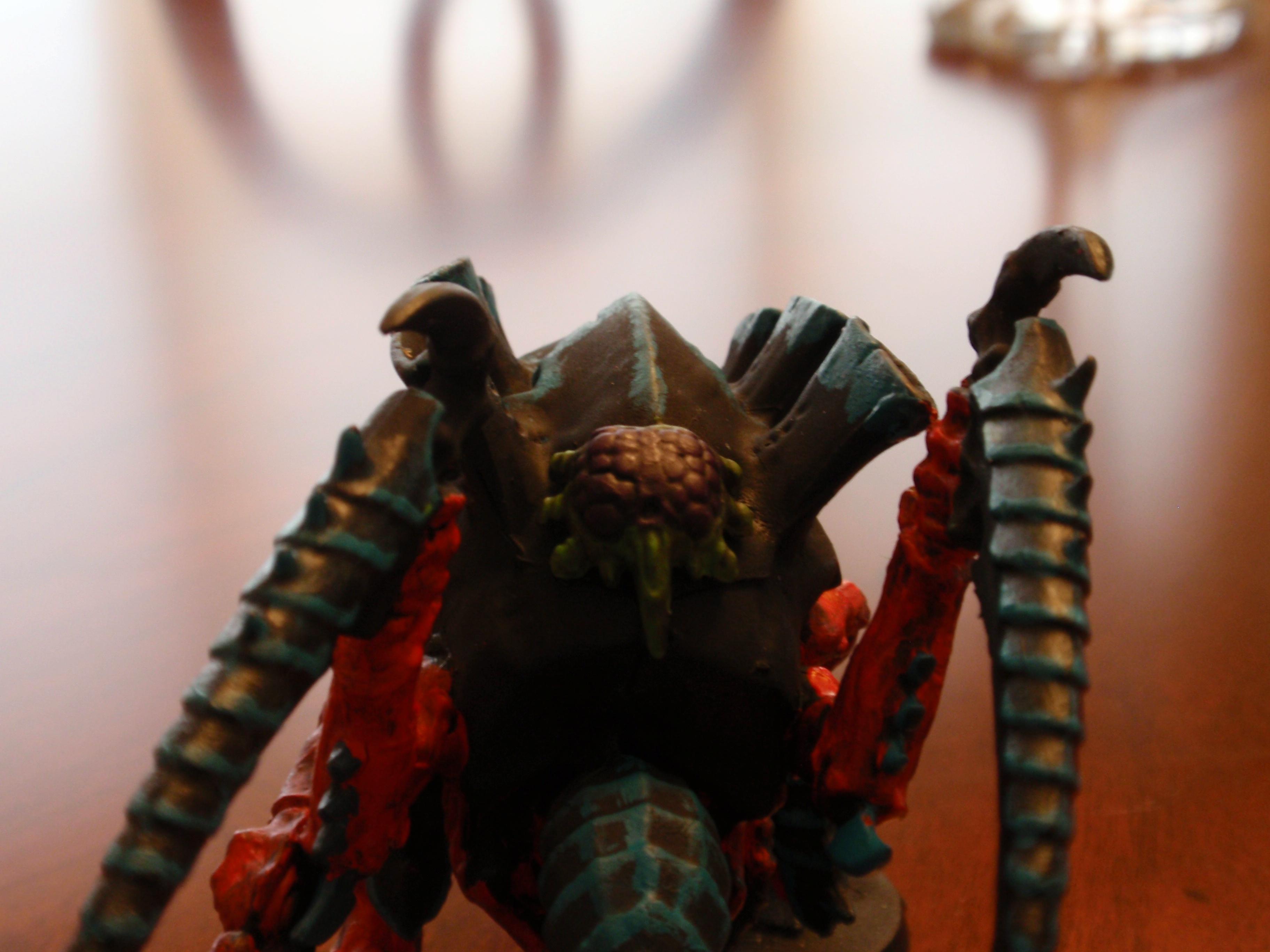 Carnifex, Tyranids, Tyranid Carnifex~ Brain