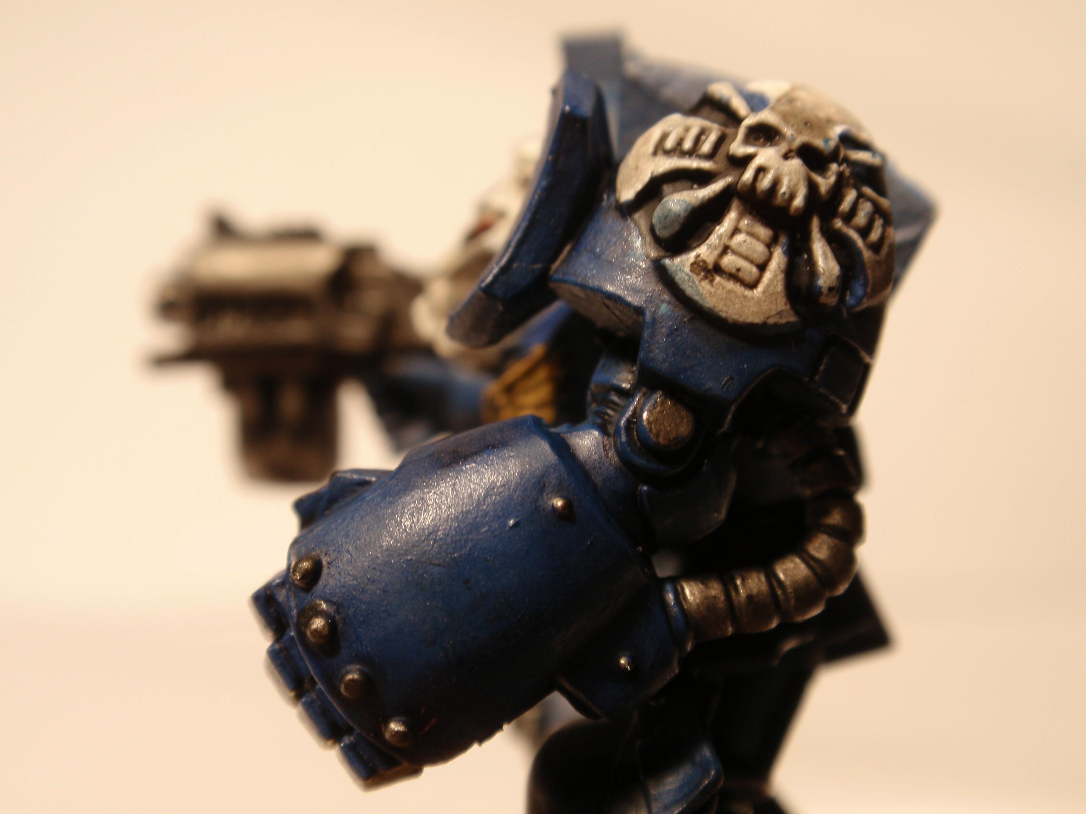 Assault On Black Reach, Close Up, Terminator Armor, Ultramarines