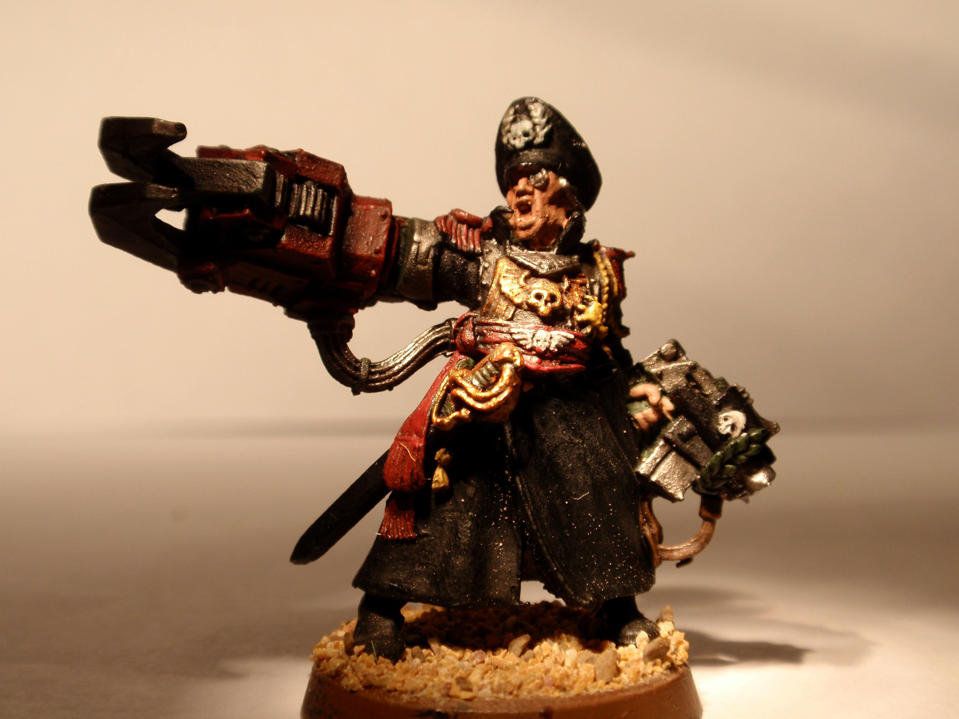 Commissar, Imperial Guard, Yarrick