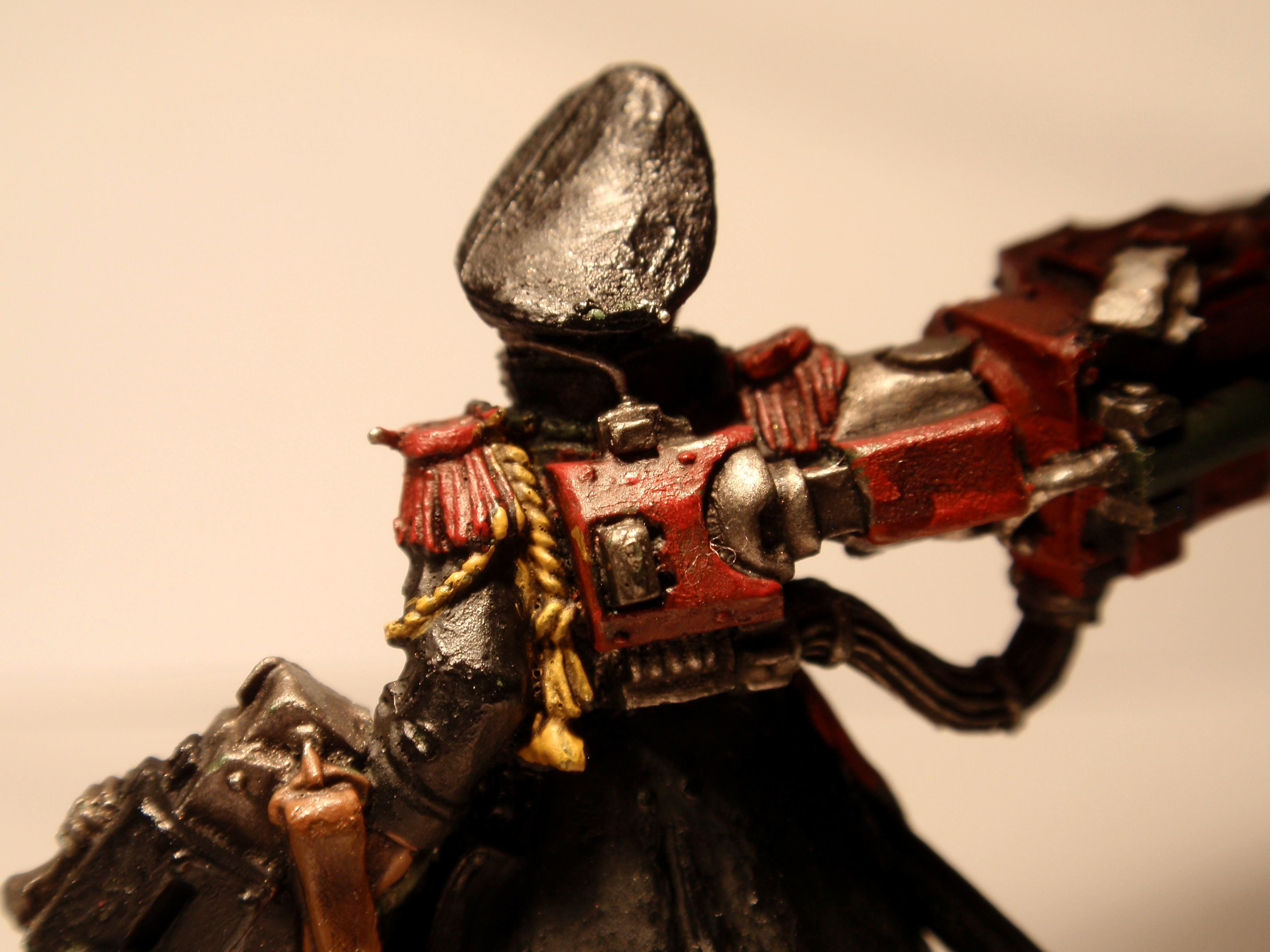 Commissar, Imperial Guard, Yarrick