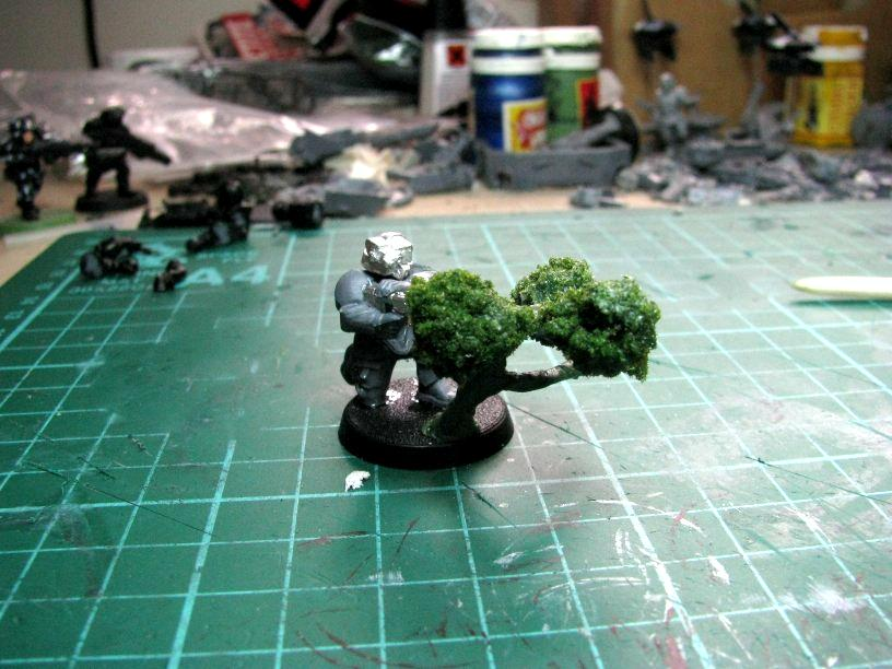 Conversion, Imperial Guard, Snipers
