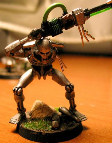 Necrons, Scarabs, Warriors