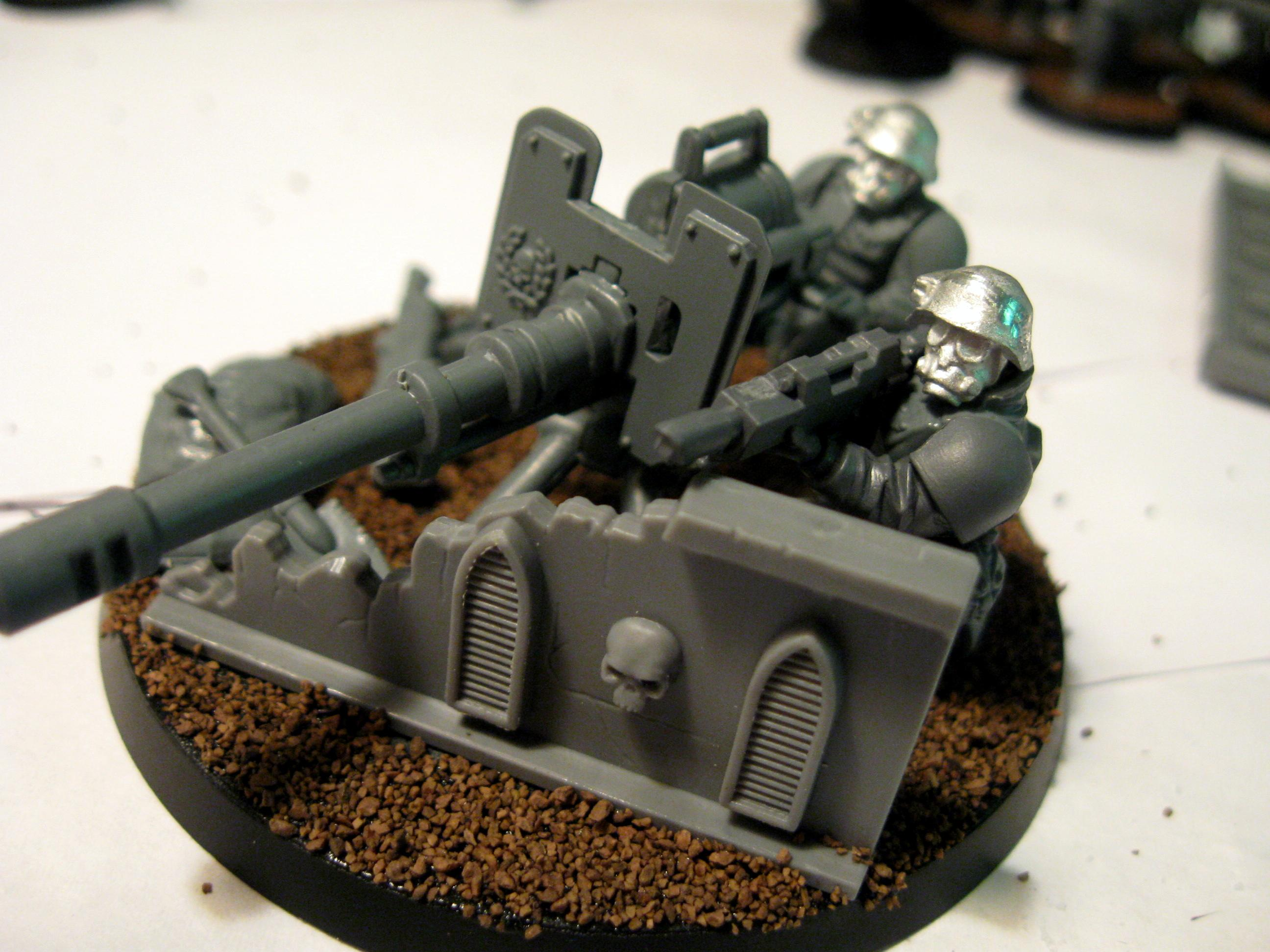 Autocannon, Cities Of Death, Imperial Guard, Pig Iron