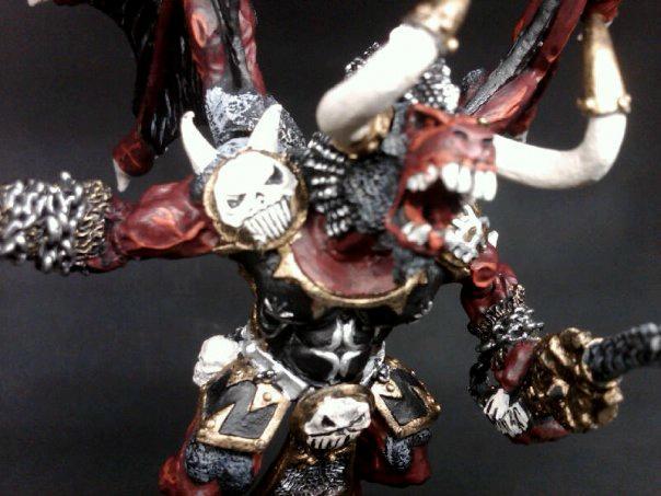 Bloodthirster, Chaos Daemons, Greater Daemon
