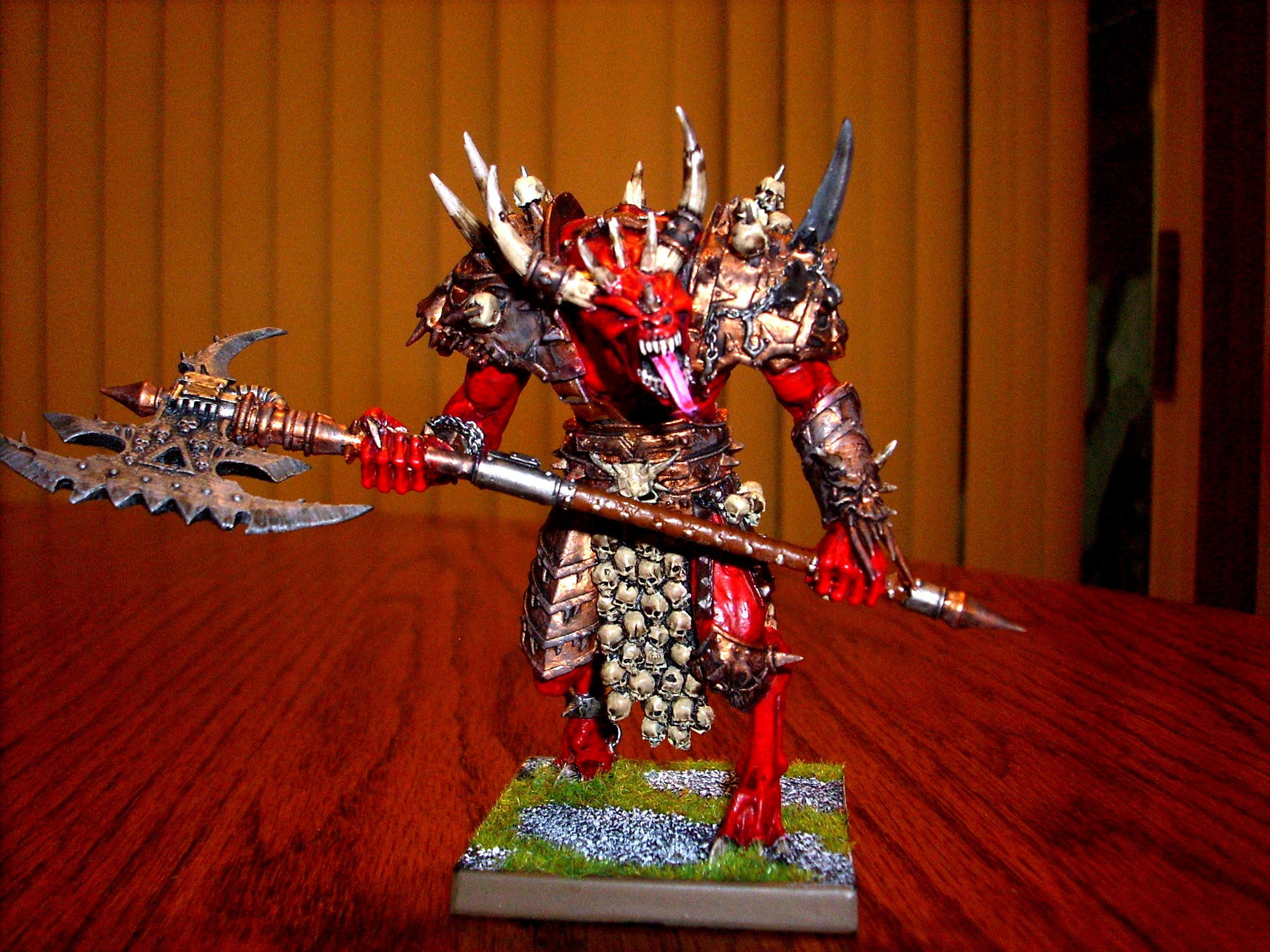 Chaos Daemons, Daemon Prince, Forge World, Khorne