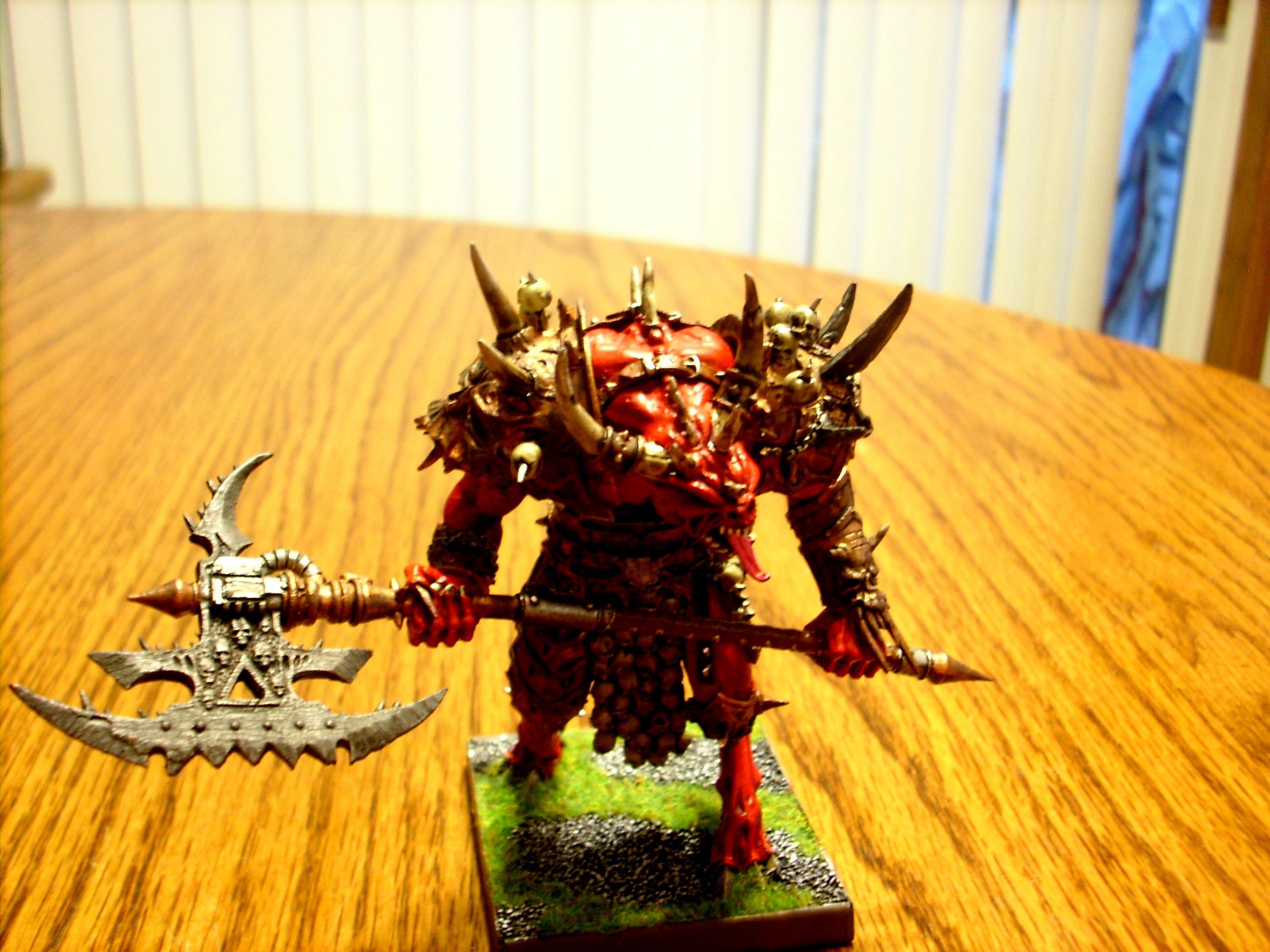 Chaos Daemons, Daemon Prince
