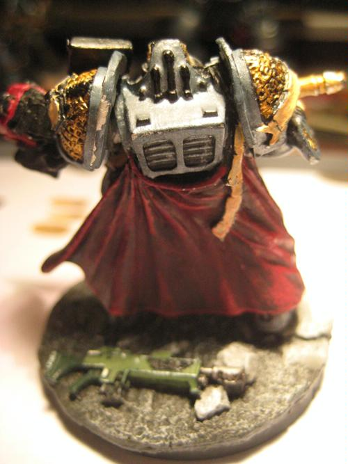 Grey Knights, Special Character, Terminator Armor, Warhammer 40,000