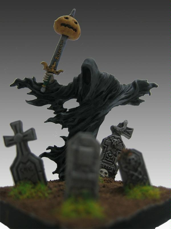DFo's Reaper Grave Wraith Front View