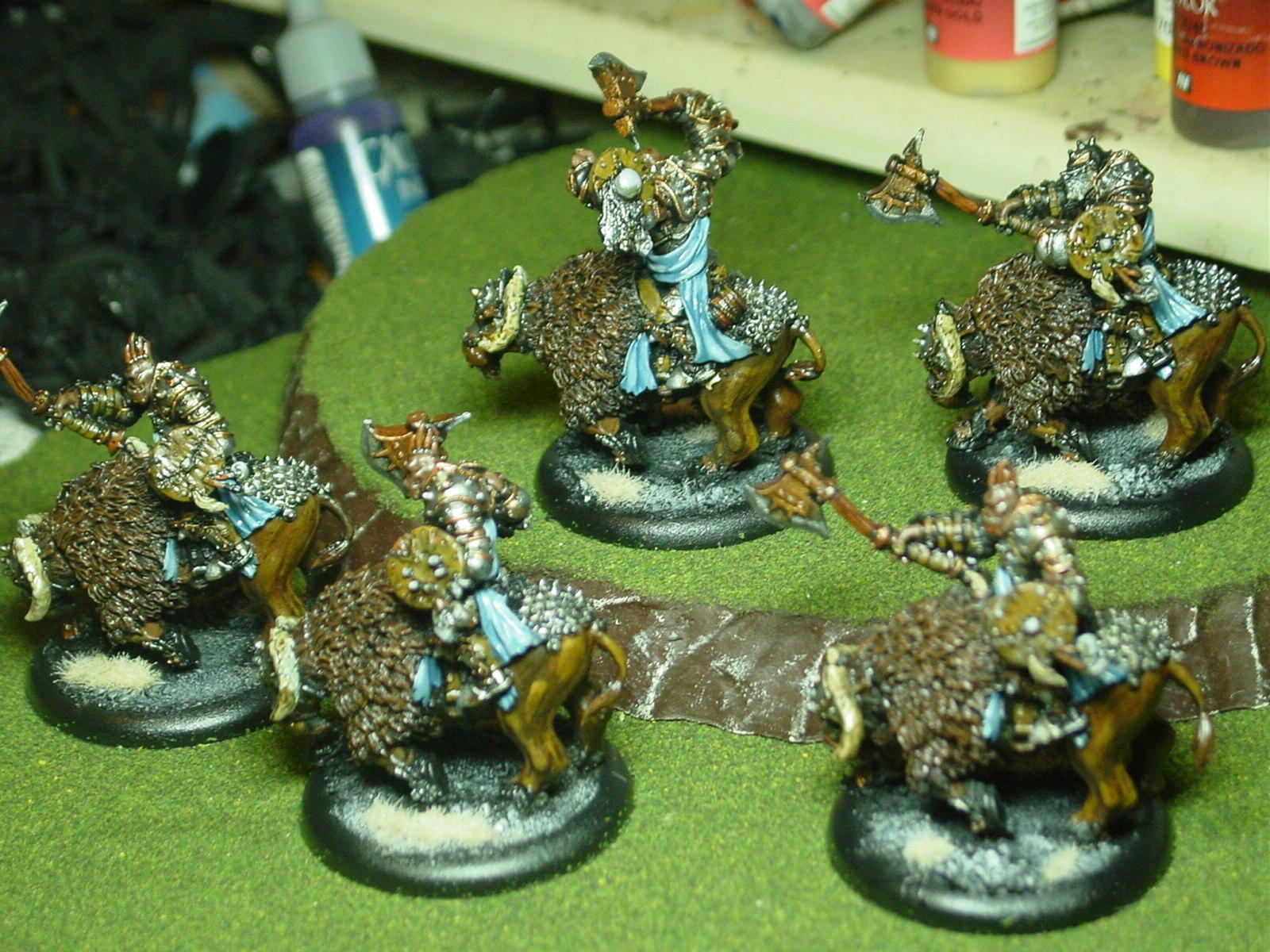 hordes, Trollbloods, Long Riders