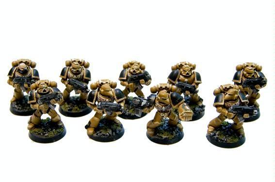 Encarmine, Exorcists, Lava, Red, Space Marines, Warhammer 40,000